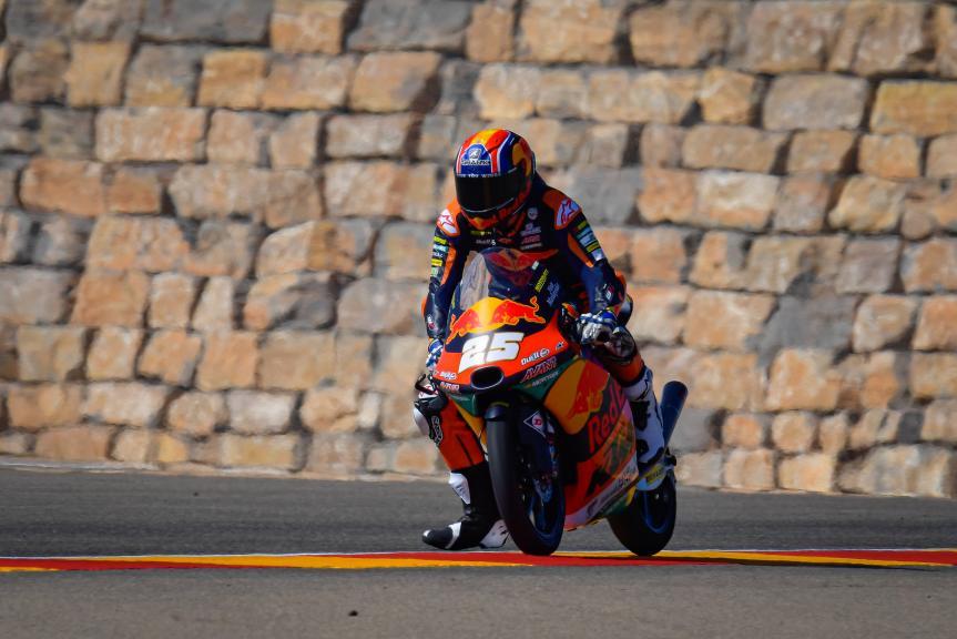 Raul Fernandez, Red Bull KTM Ajo, Gran Premio Michelin® de Aragón