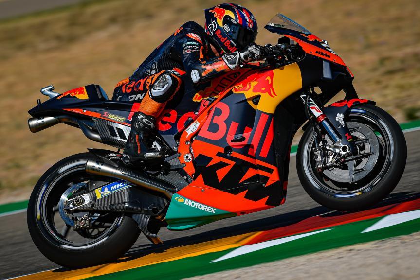 Brad Binder, Red Bull KTM Factory Racing, Gran Premio Michelin® de Aragón