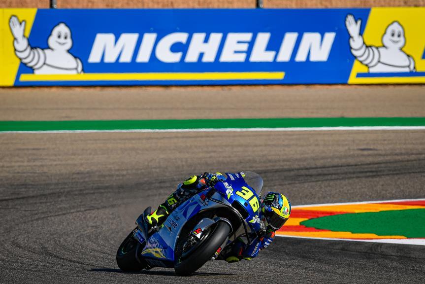 Joan Mir, Team Suzuki Ecstar, Gran Premio Michelin® de Aragón