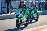 Darryn Binder, CIP Green Power, Gran Premio Michelin® de Aragón