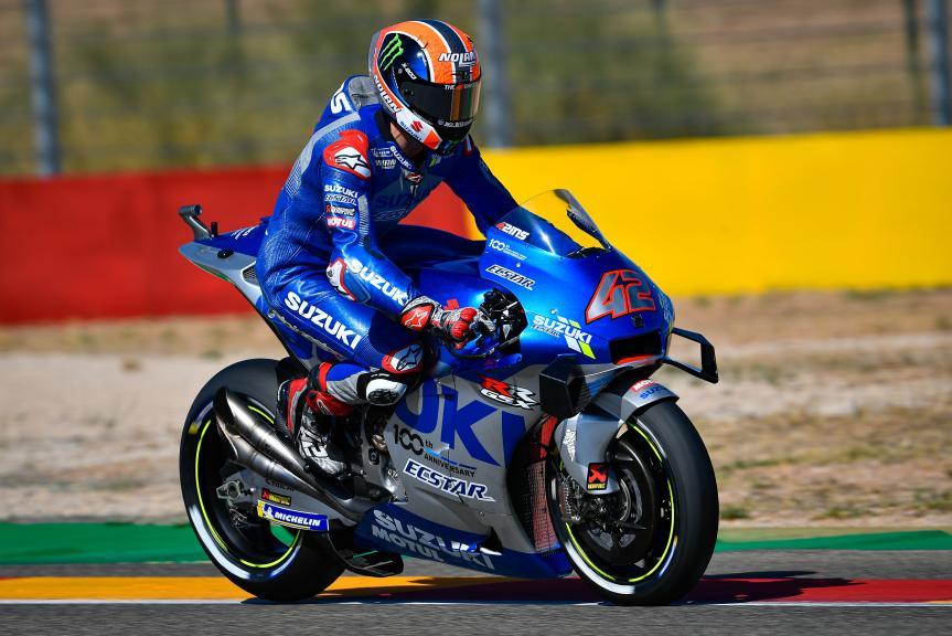 Alex Rins, Team Suzuki Ecstar, Gran Premio Michelin® de Aragón