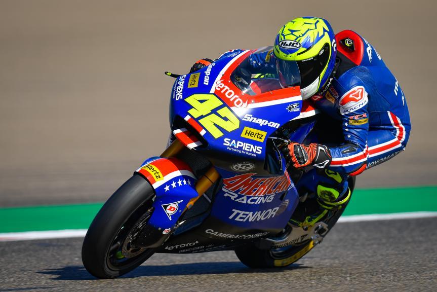 Marcos Ramirez, Termozeta Speed Up, Gran Premio Michelin® de Aragón