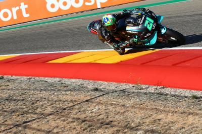 Morbidelli reafirma a Yamaha y Alex Márquez rompe moldes