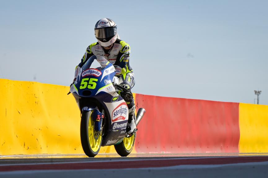 Romano Fenati, Sterilgarda Max Racing Team, Gran Premio Michelin® de Aragón