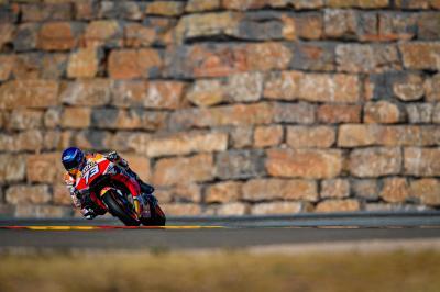 Qui a le meilleur rythme pour le GP d'Aragón ?