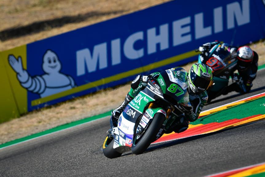 Remy Gardner, Onexox TKKR Sag Team, Gran Premio Michelin® de Aragón