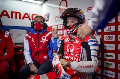 Miller, de 'verdugo' de Dovizioso a gran esperanza de Ducati