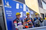 Raul Fernandez, Celestino Vietti, Albert Arenas, Gran Premio Michelin® de Aragón