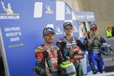 Fabio Quartararo, Maverick Vinales, Cal Crutchlow, Gran Premio Michelin® de Aragón