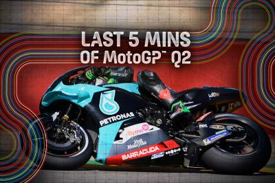 FREE! Gladiatorial efforts in the fight for Aragon pole