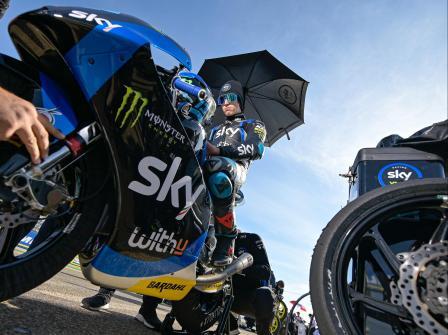 Moto3, Race, Gran Premio Michelin® de Aragón