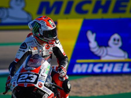 Moto3, Free Practice, Gran Premio Michelin® de Aragón