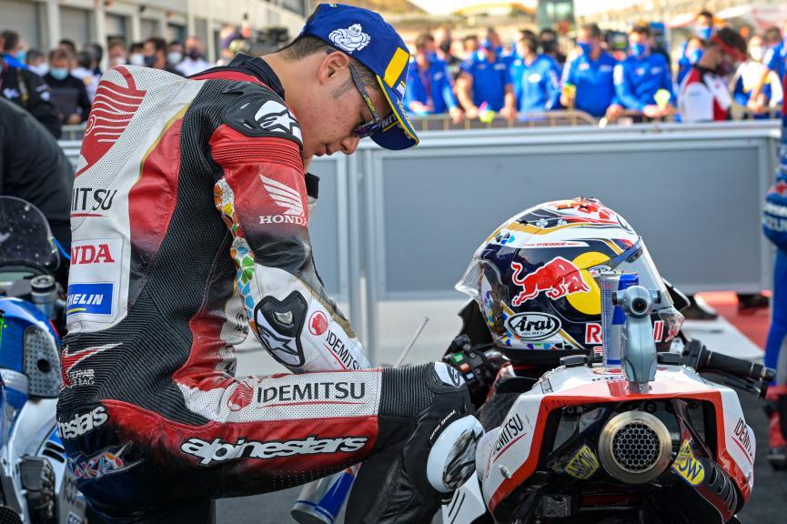 Takaaki Nakagami, LCR Honda Idemitsu, Gran Premio Michelin® de Aragón