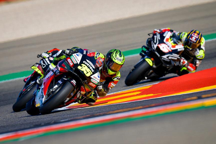 Cal Crutchlow, LCR Honda Castrol, Gran Premio Michelin® de Aragón
