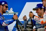 Mir, Rins, Alex Marquez, Gran Premio Michelin® de Aragón