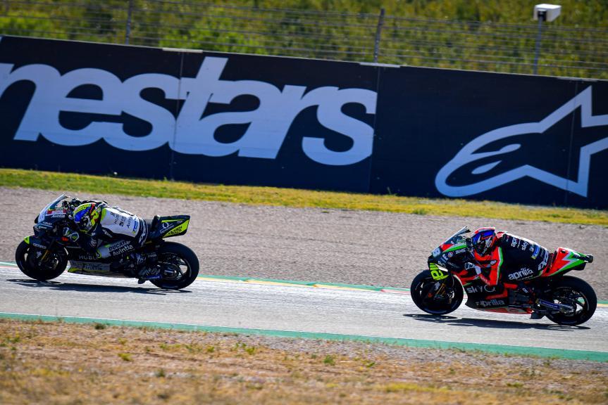Bradley Smith, Aprilia Factory Racing, Gran Premio Michelin® de Aragón