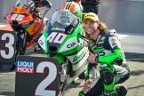 Darryn Binder, CIP Green Power, Gran Premio Michelin® de Aragón