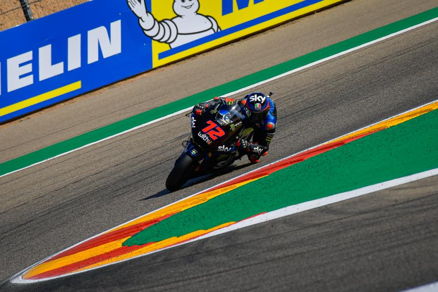Marco Bezzecchi, SKY Racing Team Vr46, Gran Premio Michelin® de Aragón
