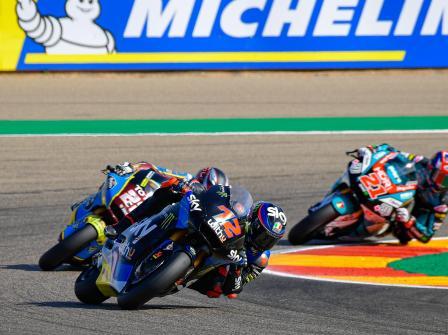 Moto2, Race, Gran Premio Michelin® de Aragón