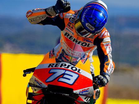 MotoGP, Race, Gran Premio Michelin® de Aragón