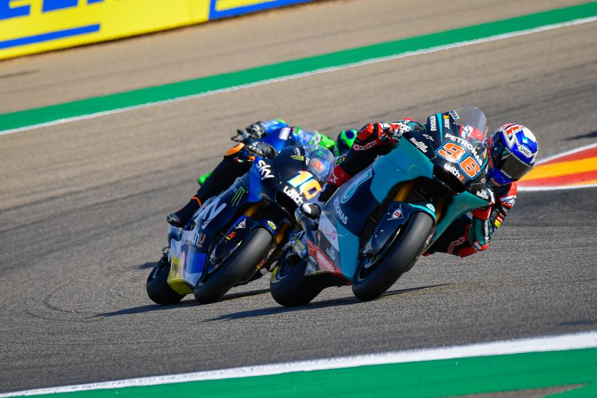 Jake Dixon, Petronas Sprinta Racing, Gran Premio Michelin® de Aragón