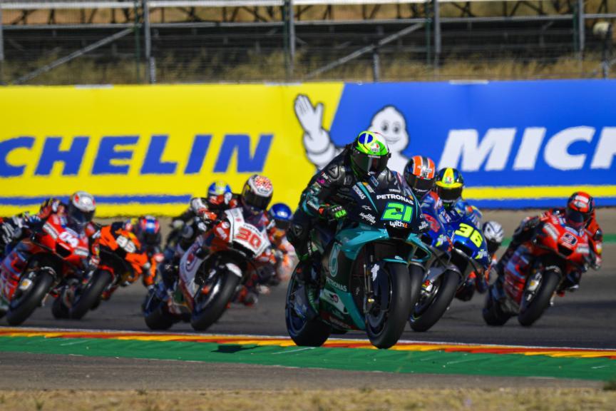 MotoGP, Gran Premio Michelin® de Aragón