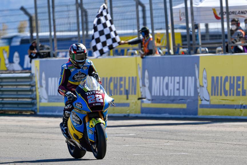 Sam Lowes, EG 0,0 Marc VDS, Gran Premio Michelin® de Aragón