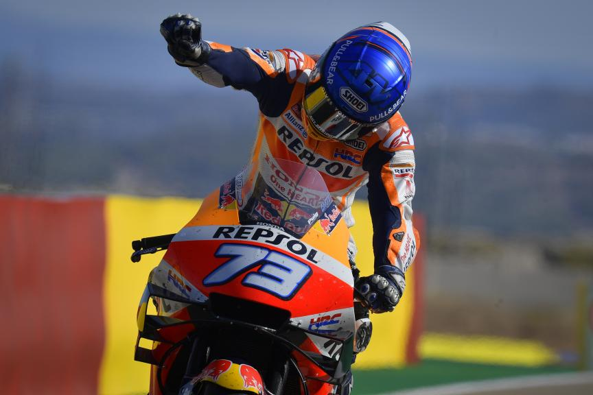 Alex Marquez, Repsol Honda Team, Gran Premio Michelin® de Aragón