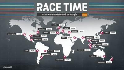IT'S RACE DAY at MotorLand Aragon!