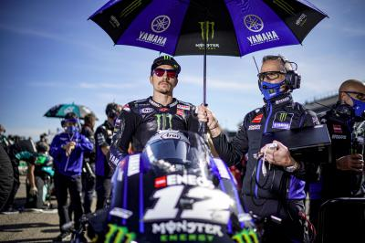 Viñales up for the fight with only favourable circuits left