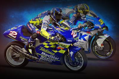 20 years on: Mir helps Suzuki lead title race again