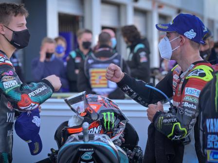 MotoGP, Free Practice, Gran Premio Michelin® de Aragón