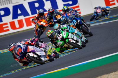 Advantage Arenas as Moto3™ return to MotorLand