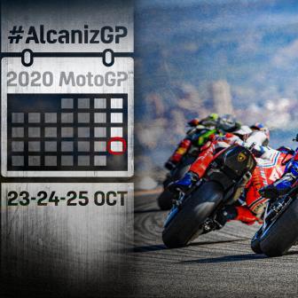 Liqui Moly Teruel Grand Prix schedule: Sunday changes!