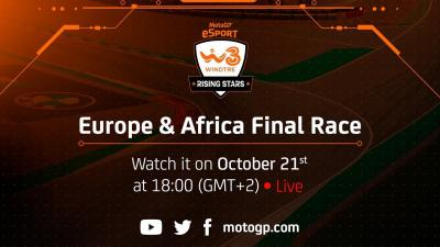 LIVE | 2020 Europe and Africa WINDTRE Rising Stars Final