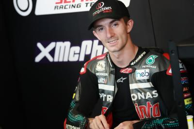 McPhee: 'My best option was to continue in Moto3™'