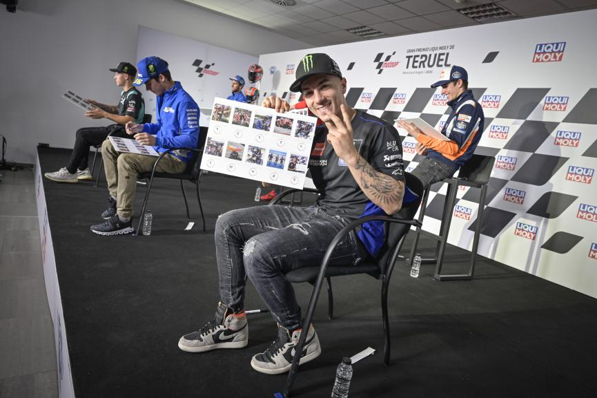 Press-Conference, Gran Premio Liqui Moly de Teruel