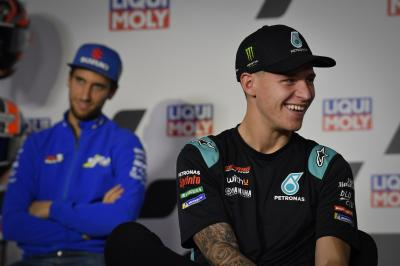 MotoGP™ riders predict who will be the ninth winner of 2020?
