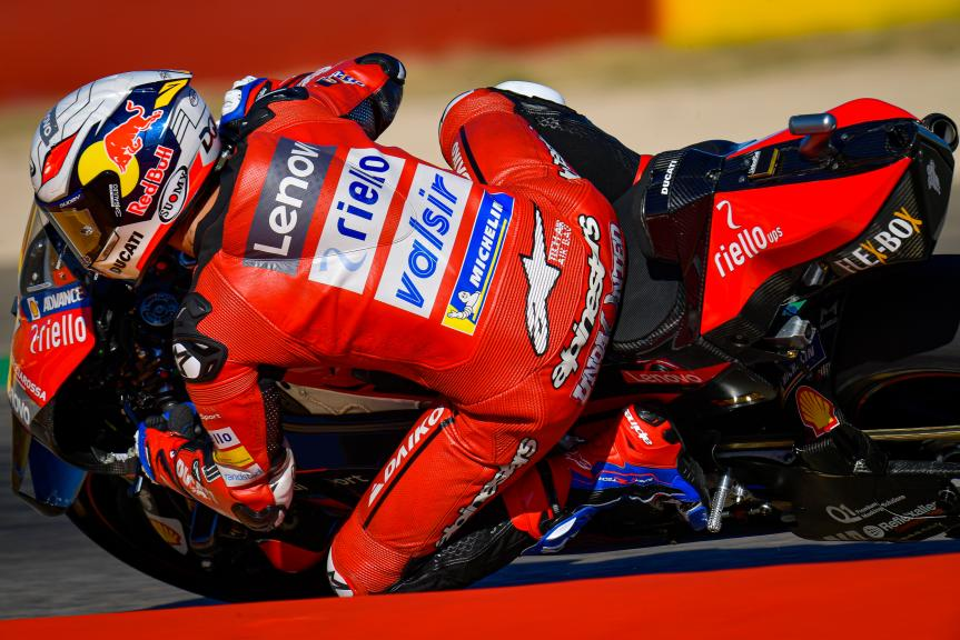 Danilo Petrucci, Ducati Team, Gran Premio Liqui Moly de Teruel