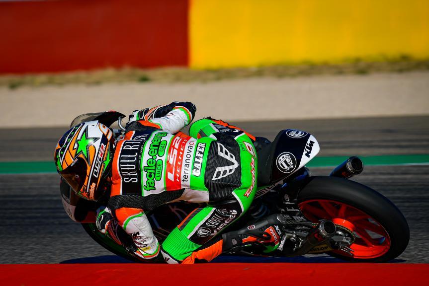 Davide Pizzoli, BOE Skull Rider Facile.Energy, Gran Premio Liqui Moly de Teruel