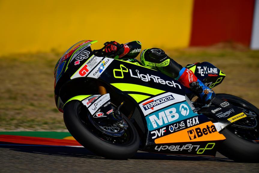 Jorge Navarro, Termozeta Speed Up, Gran Premio Liqui Moly de Teruel