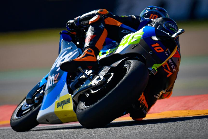 Luca Marini, SKY Racing Team Vr46, Gran Premio Liqui Moly de Teruel