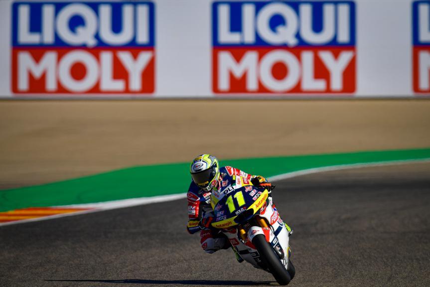 Nicolo Bulega, Federal Oil Gresini Moto2, Gran Premio Liqui Moly de Teruel