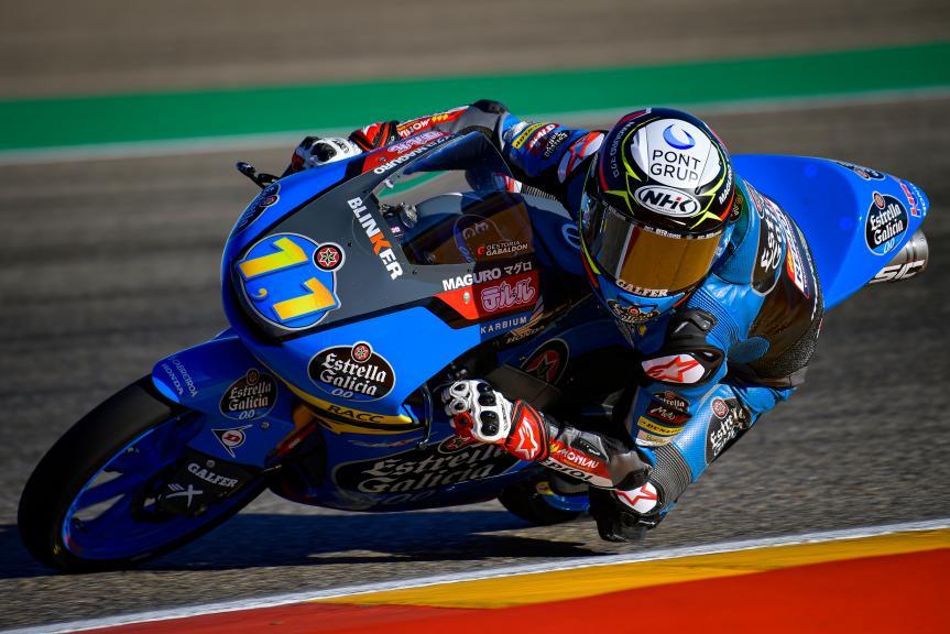 Sergio Garcia, Estrella Galicia 0,0, Gran Premio Liqui Moly de Teruel