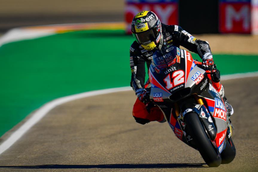Thomas Luthi, Liqui Moly Intact GP, Gran Premio Michelin® de Aragón