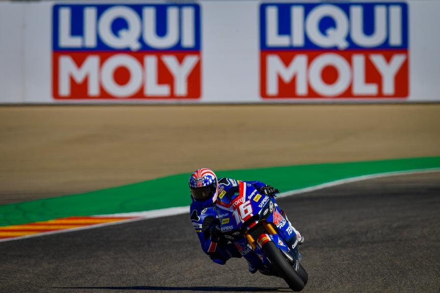 Joe Roberts, Tennor American Racing, Gran Premio Liqui Moly de Teruel