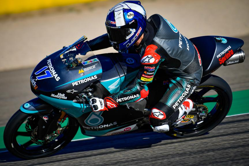 John Mcphee, Petronas Sprinta Racing, Gran Premio Liqui Moly de Teruel