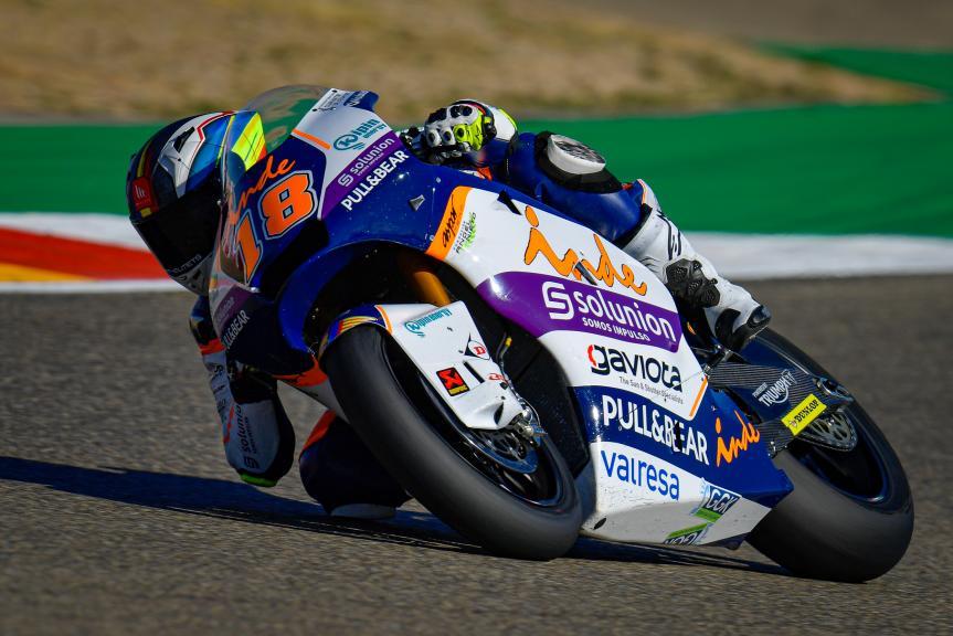 Xavier Cardelus, Avintia Esponsorama Racing, Gran Premio Liqui Moly de Teruel