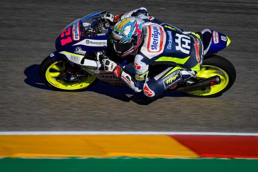 Alonso Lopez, Sterilgarda Max Racing Team, Gran Premio Liqui Moly de Teruel