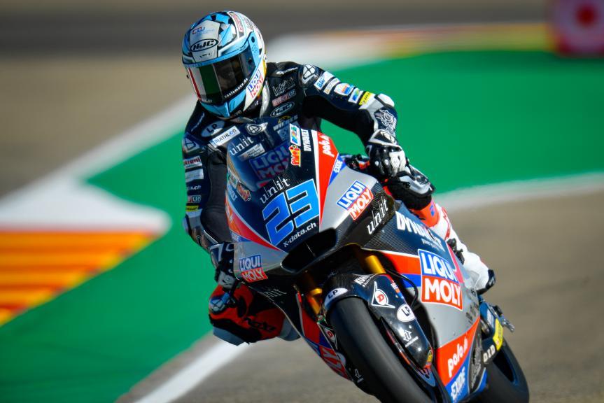 Marcel Schrotter, Liqui Moly Intact GP, Gran Premio Liqui Moly de Teruel